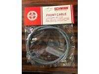 Schwinn Paramount ATB Oversize Rear Brake Cable /& Housing New NOS 1987 Silver