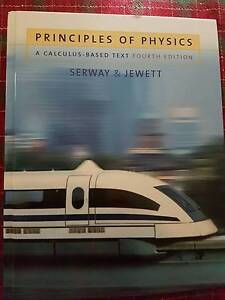 Principles of Physics 4th Edition Serway & Jewett New Lambton Heights Newcastle Area Preview