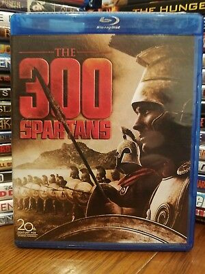 THE 300 SPARTANS Blu-ray DVD Movie + Digital.  FAST SHIPPING ! - The 300 Movie