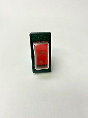 Red Circuit Breaker
