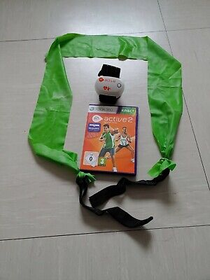 EA Sports Active 2 - Personal Trainer (Microsoft Xbox 360, 2010) for sale  Shipping to Nigeria