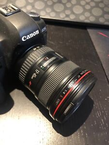 Canon EF 17-40mm - 500$