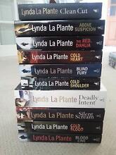 Lynda La Plante books Kingsley Joondalup Area Preview