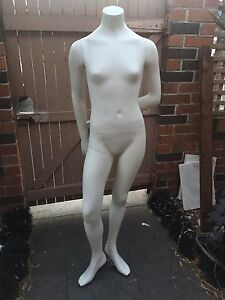 Teenager/ adult female mannequin with stand CanDeliver Botany Botany Bay Area Preview