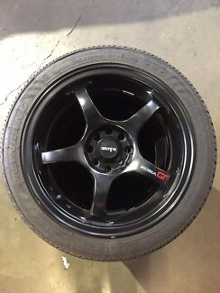 "16"" KING KOBIA GT ALLOYS & TYRES"