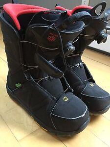 Salomon Board Boots Mens size 9
