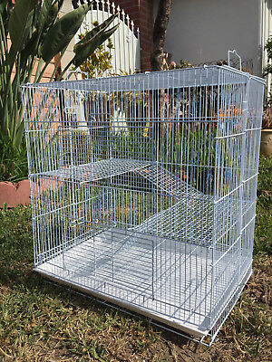 Guinea Pig Animals - 3 Level Chinchilla Guinea Pig Small Animal Rat Mice Mouse Hamster Gerbil Cage169