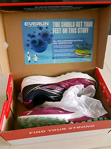 Saucony Ladies Shoes New in box rrp $200 Griffin Pine Rivers Area Preview