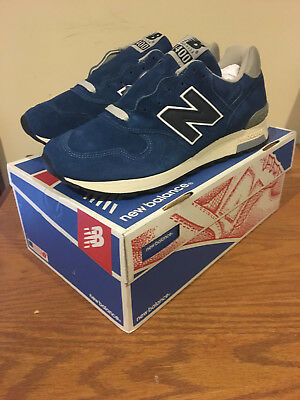 New Balance J Crew 1400 JC7 Blue Size 9.5 Made In USA New