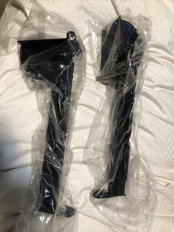 "12"" To 18"" Slatwall Keyboard Arms Adjustable (Pair) Model NSKAA"