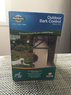 Pet safe ultrasonic outdoor bark control Hawthorne Brisbane South East Preview