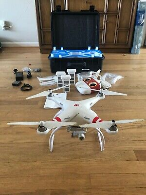 DJI Phantom 2 Vision Plus Drone Camera Full 1080pHD - Camera not working