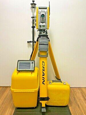 Trimble S6 Robotic Total Station 5 Sec Dr 300 Yuma 2 Access Software
