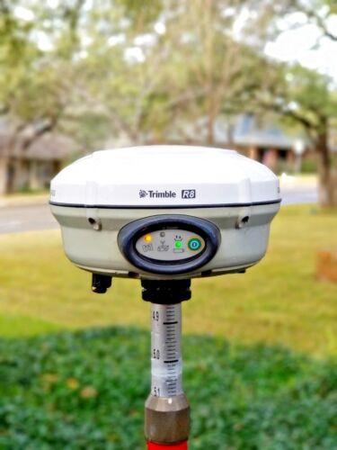 Trimble R8 Model 3 GPS GNSS Glonass UHF 450-470MHz RTK Base Rover Receiver