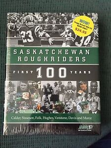 Two SK Roughrider books