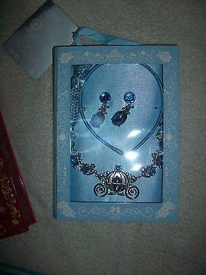 Disney Store Cinderella Kostüm Schmuck Kürbis Coach Halskette - Moderne Cinderella Kostüm