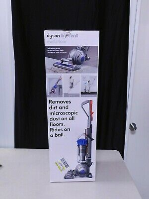 DYSON LIGHT BALL MULTI-FLOOR BAGLESS UPRIGHT VACUUM POWERFUL SUCTION-(EBT2)