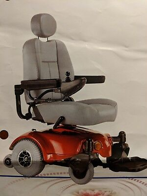 EV Rider Rumba SR Standard Power Wheelchair Rear Wheel - Rear Wheel Drive Power Wheelchair