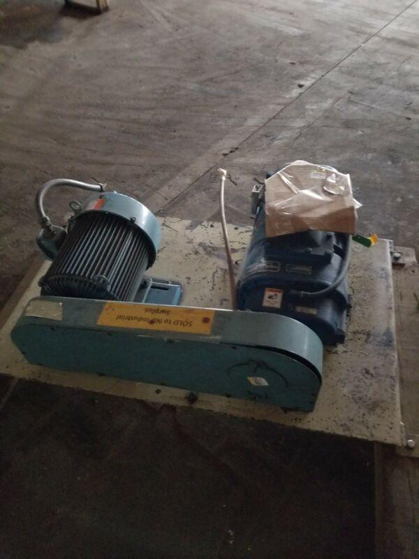 KMBD-720 Kinney Vacuum Pump