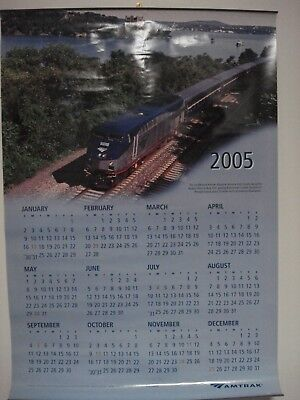 Amtrak Calendar 2005