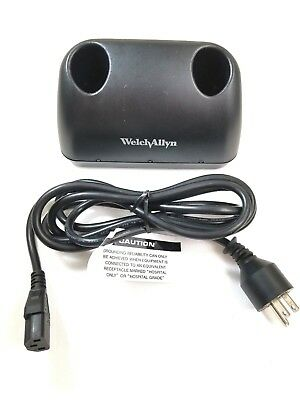Welch Allyn 71140 Universal Desk Charger For 3.5v Rechargeable Handles