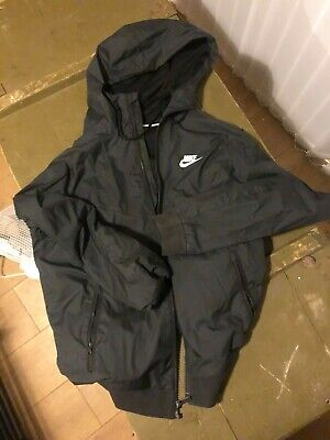 Black Nike jacket size small