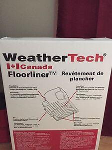 Weather Tech floor mats