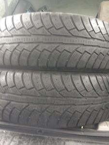 2-235/70R16 Westlike winter tires