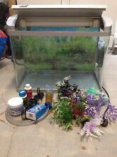 2ft Silver Fishtank + Starter Kit Mortdale Hurstville Area Preview
