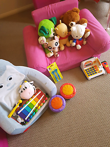Baby Toys and Iggle Piggle Chair Westbrook Toowoomba Surrounds Preview