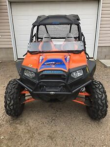 2013 Polaris RZR 900 orange madness
