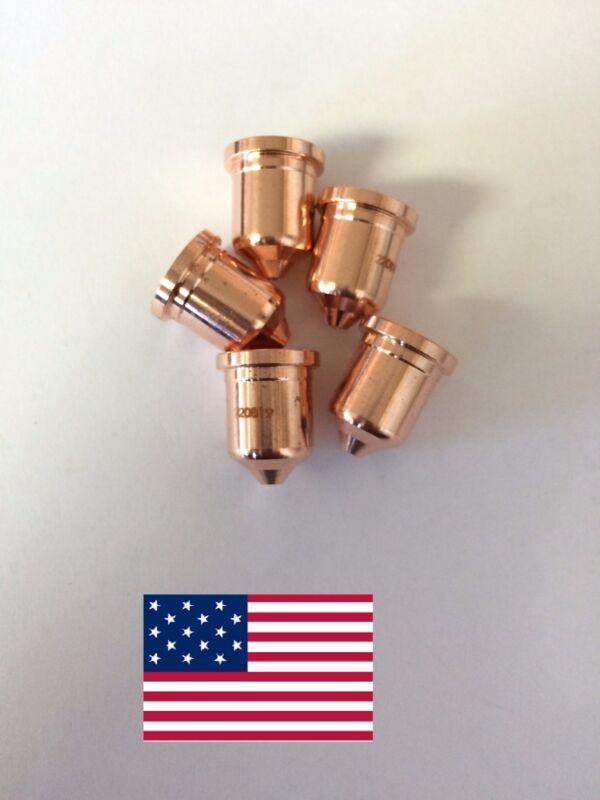 5Pcs 220819      65 85 Nozzle 65 Amp AFTE MARKET consumable