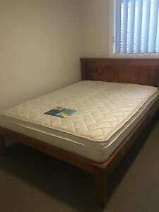 Double Bed and Mattress in Excellent Condition Lethbridge Park Blacktown Area Preview