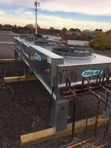 Refrigeration Equipment Sale And Installations