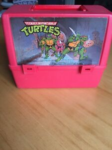 Teenage Mutant Ninja Turtles Thermos Lunchbox
