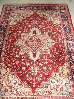 Assorted rugs and carpet runner