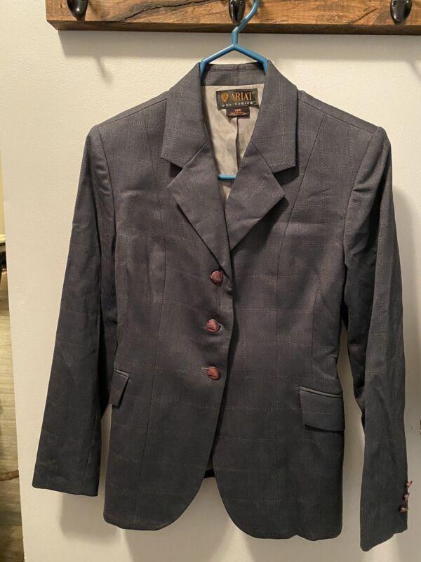 Ariat pro series show coat 14R