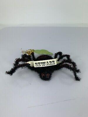 Tinsel Trading Wendy Addison Decorative Halloween Spider