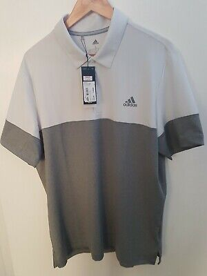Brand new Adidas golf shirt. Size large.Rrp £37,  FREE POSTAGE.