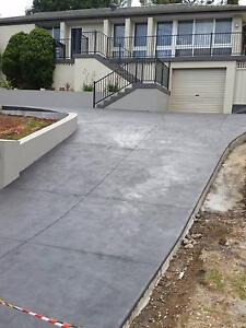 Central Concreting Blaxland Blue Mountains Preview