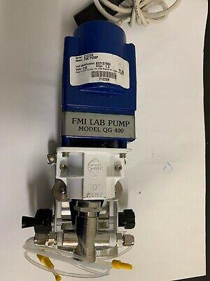 Fluid Metering Fmi Lab Pump Model Qg400