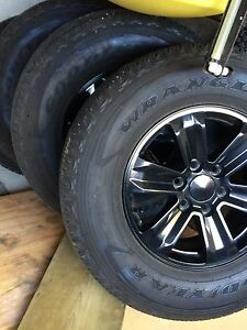 2015 f150 rims and tires