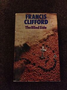 The-Blind-Side-Francis-Clifford-First-Edition-Hardback-Book-1st