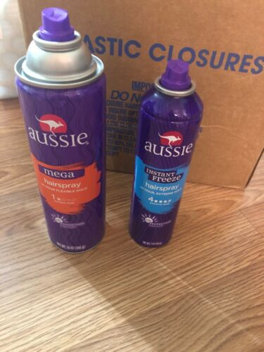 Aussie Mega Spray Size 14z