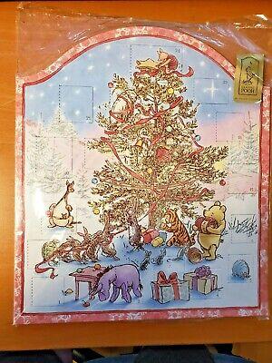 Disney Classic Winnie the Pooh Advent Calendar Michel & Co