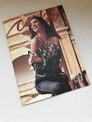 CAbi Spring 2018 Look Book Catalog Magazine New