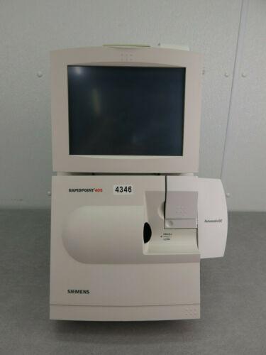 Siemens Rapidpoint 400 405 Series Blood Gas Analyzer