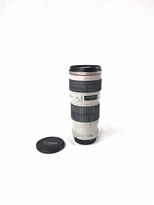 Canon ef 70-200 mm f/4 L USM lens Great Condition