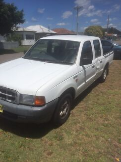 Ford courier with Canopy! 2002! $2500ONO