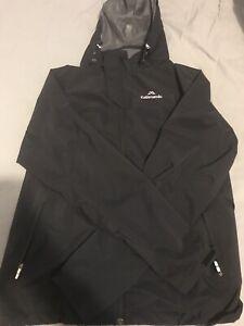 Kathmandu men's black XL jacket windbreaker